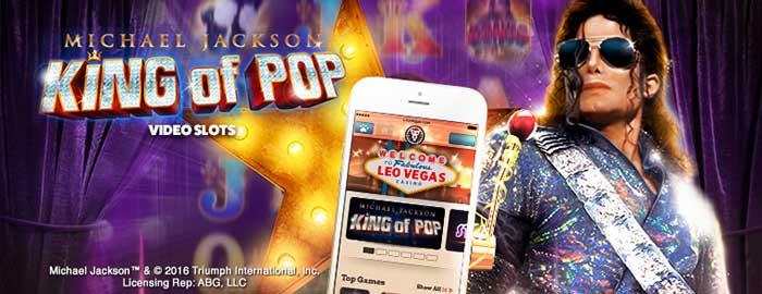 Michael Jackson King of Pop promotions