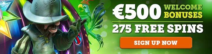 New CasinoLuck Bonuses 2016