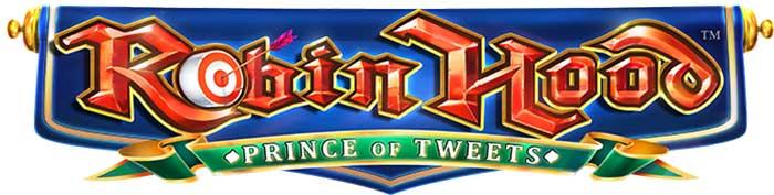 Robin Hood Prince of Tweets Logo