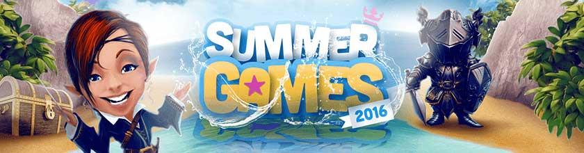 Casino Heroes Summer Games