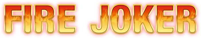 Fire joker Slot Logo
