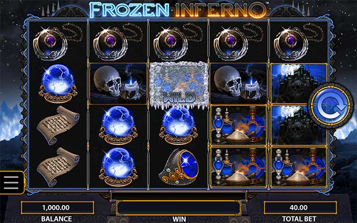 Frozen Inferno Slot - WMS