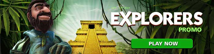 CasinoLuck Explorer Promotions