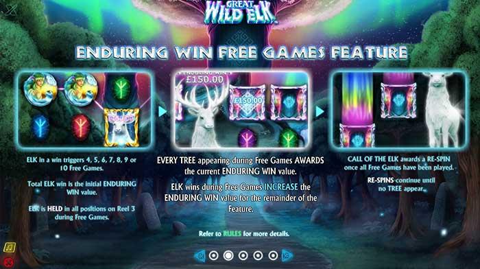 Great Wild Elk - Nextgen Gaming