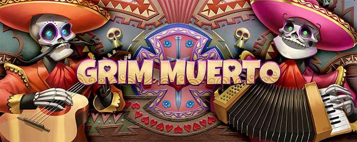 Grim Muerto Slot Cherry Casino Promotion