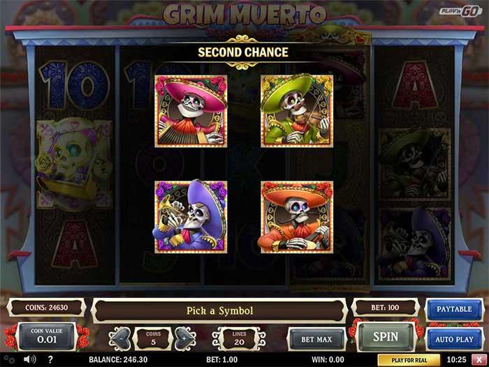Grim Muerto Slot - Play