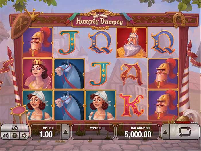 Humpty Dumpty Slot - Push Gaming