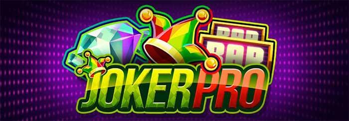 Joker Pro Slot Logo