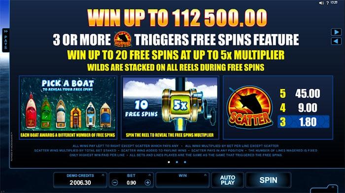 Reel Spinner Slot - Microgaming