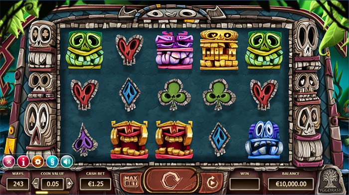 Big Blox Slot base game