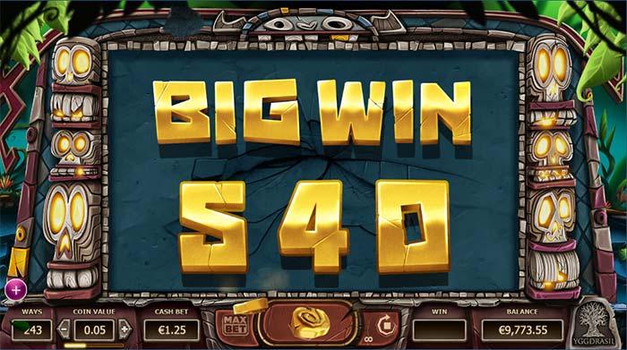 Big Blox Slot Big Win