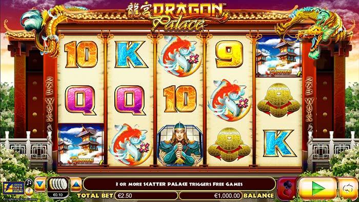 Dragon Palace - Lightning Box Games