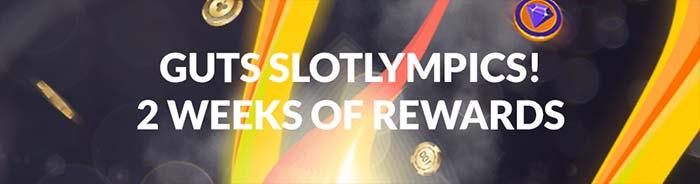 Guts Casino Slotlympics 2016