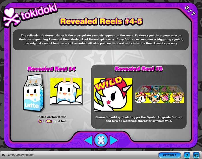Tokidoki Lucky Town reel reveal 2