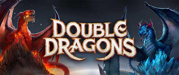 Double Dragons Slot logo