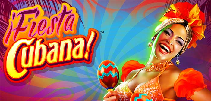 Fiesta Cubana slot logo
