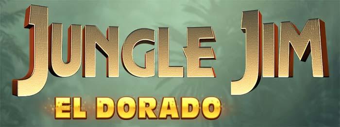Jungle Jim Slot Logo