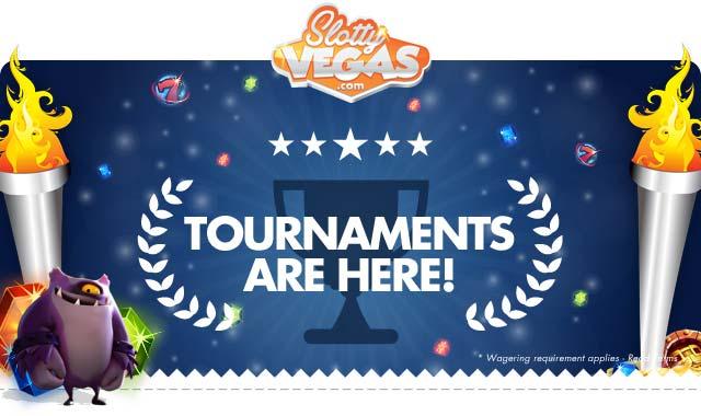 Slotty Vegas Casino Tournaments
