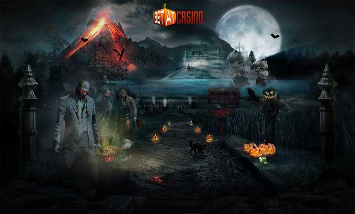 BetAt Casino Halloween 2016