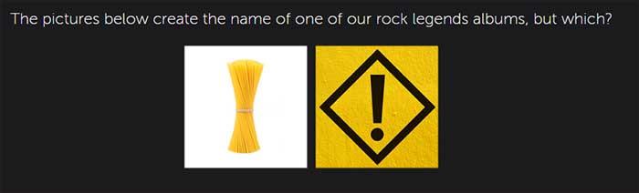 betsafe rocktober quiz