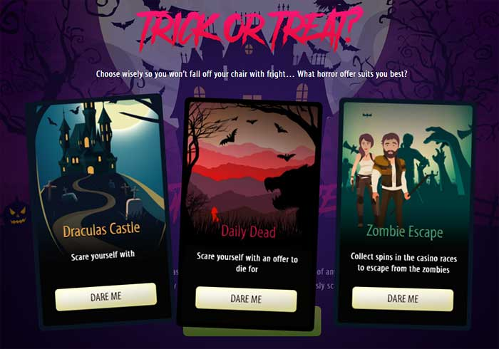 iGame Casino Halloween Promotions