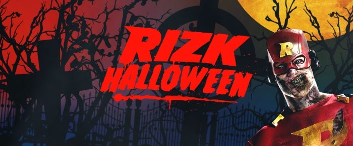 Rizk Casino Halloween Promotions