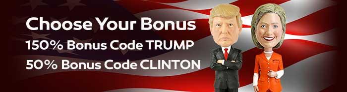 Guts Casino US Elections
