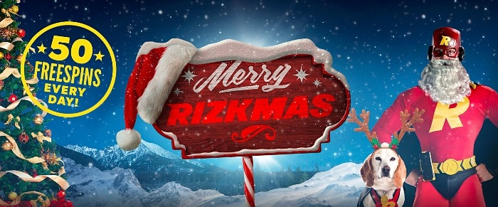 Riskmas Christmas Promotions