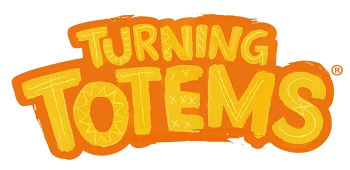 Turning Totems Slot Logo