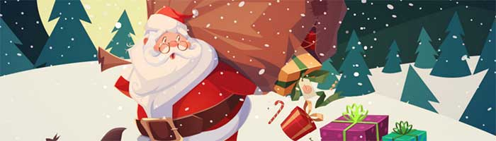 Betspin Casino - Christmas comes early promotions