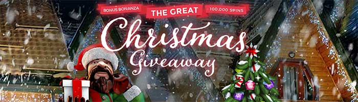 Casino Room - The Great Christmas Giveaway