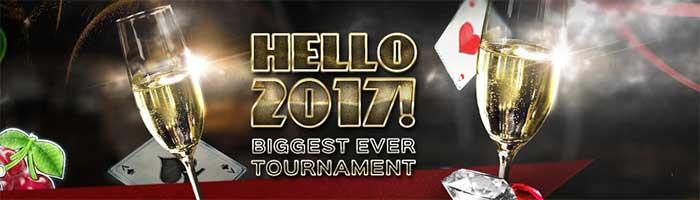 Hello 2017 Slot Tournament