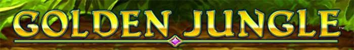 Golden Jungle slot logo