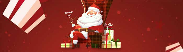 iGame Casino - Christmas is approaching promo