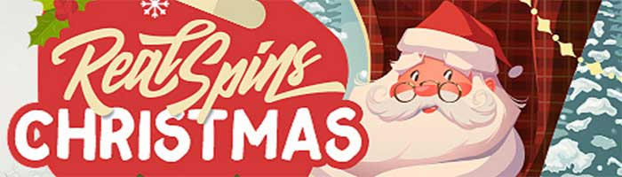 InstaCasino Realspins Christmas Promotion
