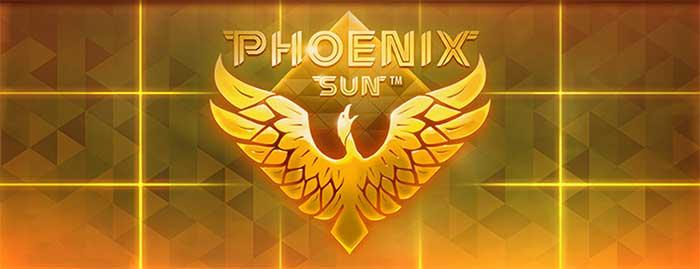 Phoenix Sun Slot Logo