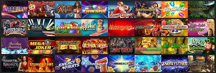 Energy Casino tournament slots 2017