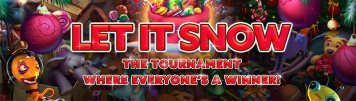 Slotty Vegas Let It Snow Tournament