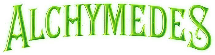 Alchymedes Slot Logo