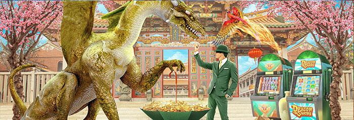 Dragon Shrine promotion
