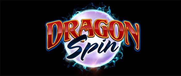 Dragon Spin Slot Logo