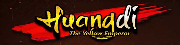 Huangdi The Yellow Emperor Logo