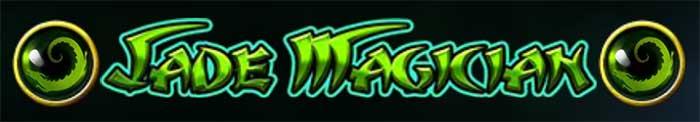 Jade Magician Slot Logo