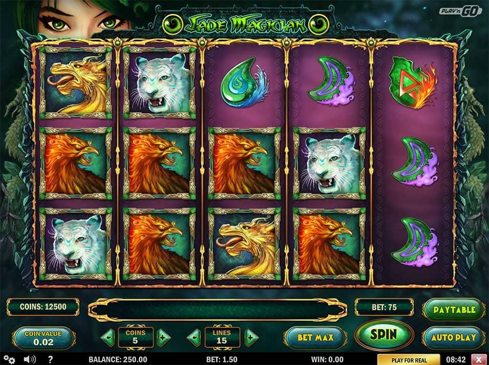 Jade Magician - Base Gameplay