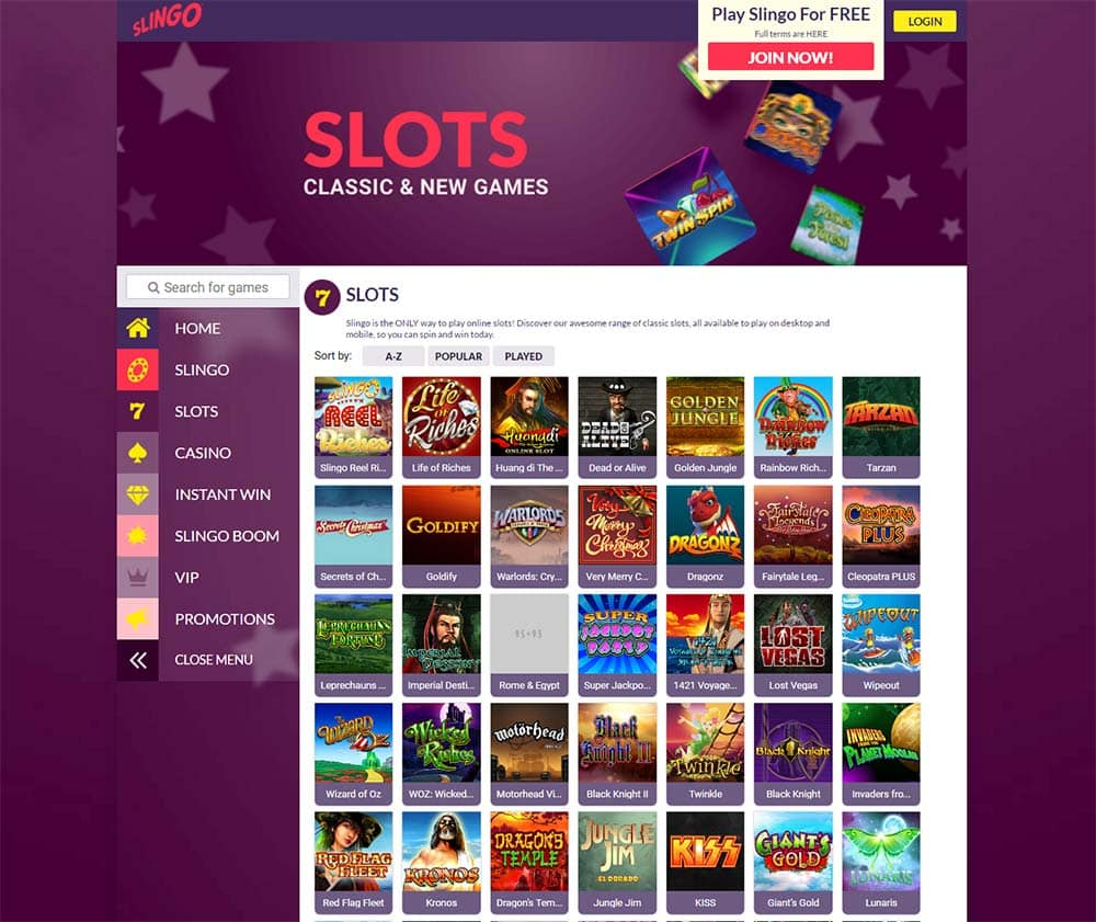 Slingo Deal or No Deal Casino Game - Play Online for Free Money