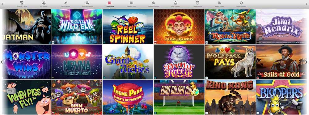 Spinit Casino Online Slots