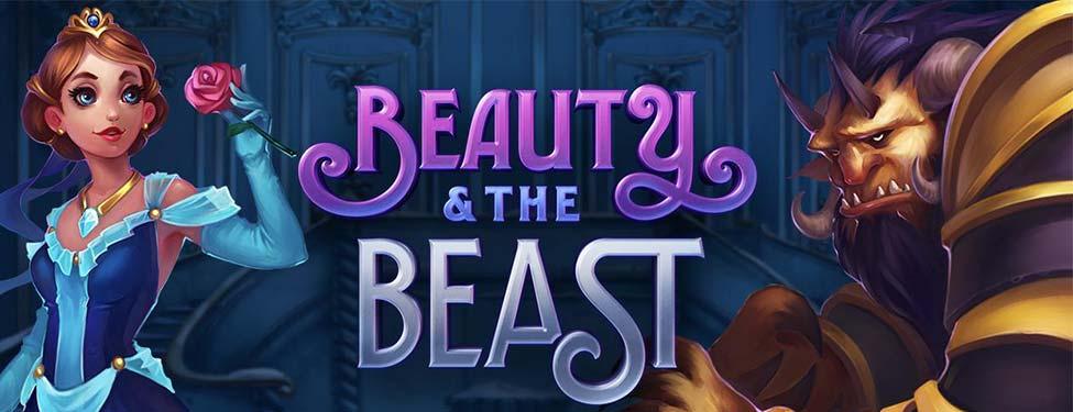 Beauty and the Beast Slot Logo