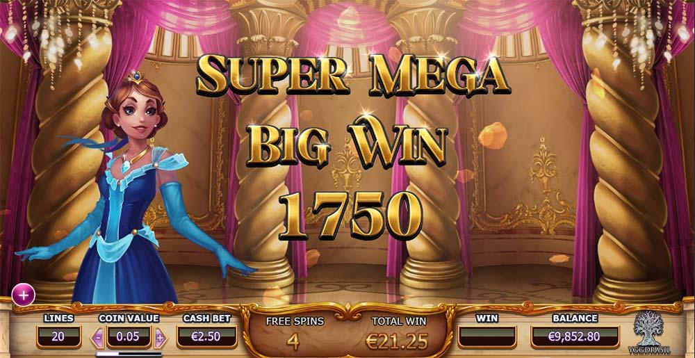 Beauty and the Beast - Super Mega Big Win