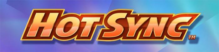 Hot Sync Slot Logo