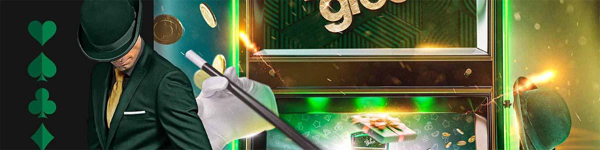 Mr Green Casino Free Spins header